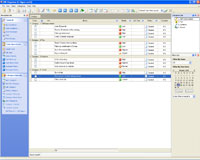 To-Do List Software. Main view of To-Do List Software.