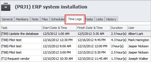 Log and Track Working Hours with Accuracy