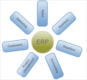 What is Enterprise resource Planning