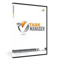 A VIP Task Manager Standard Edition - client server, software, network, collaboration, groupware, teamware, task manag - ClientServer software for planning, sharing, tracking and reporting team tasks